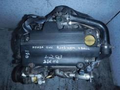 Двигатель (ДВС) для Honda Civic 7 (1.7i-CTDi 16v 100лс 4EE-2)