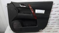 Обшивка двери передней правой Toyota Highlander