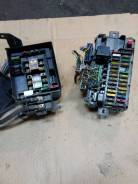 Блок предохранителей. Honda Civic, EG8 Двигатели: D15B, D15B1, D15B2, D15B3, D15B4, D15B5, D15B7, D15B8