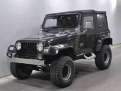Jeep Wrangler. автомат, 4wd, 4.0, бензин, 86тыс. км, б/п, нет птс. Под заказ