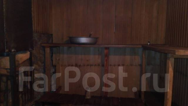Сдам теплый дом с баней недалеко от моря. От частного лица (собственник)