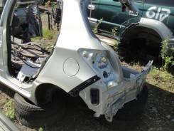 Крыло заднее левое-2013г Toyota Vitz KSP130 1KR-FE