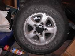 """Продам колёса в сборе на крузак 100. 7.0x16"""" 5x100.00 ET-98"""