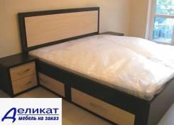 Корпусные кровати на заказ. Мебель для спальни