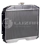 Радиатор охлаждения двигателя. ГАЗ 3307