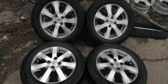 Колёса оригинальный Honda R15. 4x100. 5.5x15 4x100.00 ET50 ЦО 59,0мм.