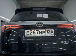 Спойлер. Toyota RAV4, ALA49, ASA44, ZSA42, ZSA44 Двигатели: 2ADFTV, 2ARFE, 3ZRFE