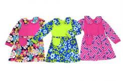 Платье детское 072И
