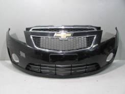 Решетка бамперная. Chevrolet Spark Двигатели: LHD, LKY, LL0, LMT, LMU