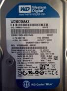 Жесткие диски. 500Гб, интерфейс SATAII