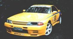 Фальшфара (воздухозаборник, фара) Nissan Skyline R32 FRP. Nissan Skyline, BNR32, ECR32, ER32, FR32, HCR32, HNR32, HR32, YHR32