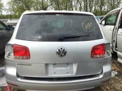 Дверь багажника. Volkswagen Touareg