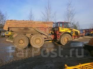 Volvo. Думпер A40D, 17 м3, 37 т, из Европы. Под заказ