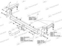 Фаркоп. Subaru Forester Subaru Outback, BRF, BRM, BR9 Двигатели: EZ36D, FB25, EJ253, EJ25, EZ36