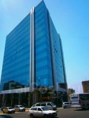"""БЦ Fresh Plaza (офисы класса """"А"""") — самый центр. (от 30 кв. м). 783кв.м., проспект Океанский 17, р-н Центр. Дом снаружи"""
