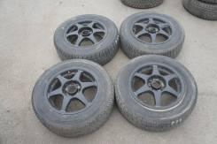 "Продам комплект колес, возможна отправка. 6.5x15"" 4x114.30, 5x114.30 ET45 ЦО 72,0мм."