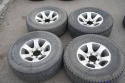"""Продам комплект колес, возможна отправка. 7.0x15"""" 6x139.70 ET10"""