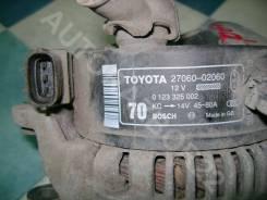 Генератор. Toyota Corona, AT220 Toyota Avensis, AT220, AT220L, AT221 Toyota Carina E, AT190, AT190L, AT191, AT191L Двигатели: 4AFE, 7AFE
