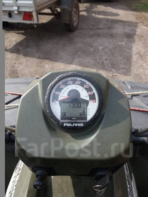 Продаю квадроцикл Polaris 500 H 0  Touring - Polaris