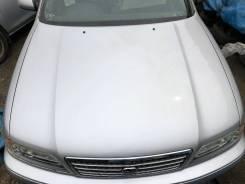 Капот. Nissan Maxima, A32 Nissan Cefiro, A32, HA32, PA32, WA32, WHA32, WPA32 Двигатели: VQ20DE, VQ30DE, VQ25DE