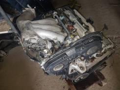 Двигатель в сборе. Toyota Camry Prominent, VZV32 Двигатель 4VZFE