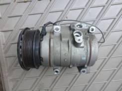 Компрессор кондиционера. Mitsubishi Pajero, V97W Двигатель 6G75