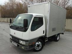 Mitsubishi Canter. Грузовой фургон , 2001 г. в., 5 200кг.
