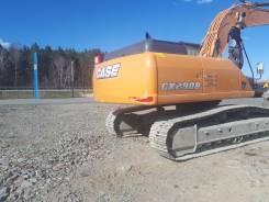 Case CX290B. Экскаватор CASE CX290B б/у (2017 г., 5500м. ч. ), 1,27куб. м.