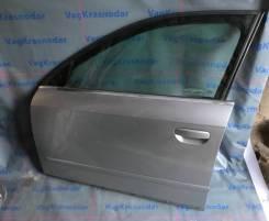 Дверь передняя левая Audi A4 B7 2005-2007 8E