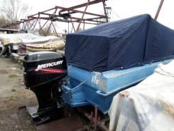 Казанка-5М2. двигатель подвесной, 50,00л.с., бензин