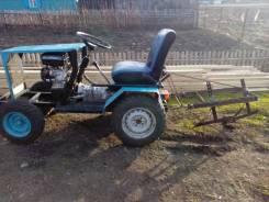 Самодельная модель. Мини трактор обмен на газ 53, 9 л.с. (6,6 кВт)