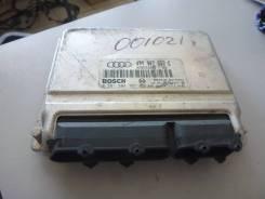 Блок управления двс. Audi A4 Audi A6, C5 Audi S4 Двигатели: AGA, AJG, APZ