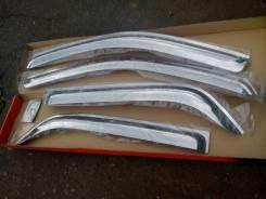 Дефлекторы и ветровики. Kia Sportage, KM Двигатели: D4EA, G4GC, G6BA