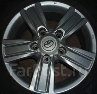Toyota. 8.0x17, 5x114.30, ET45, ЦО 63,0мм.