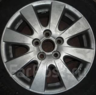 Toyota. 6.5x16, 5x114.30, ET43, ЦО 63,0мм.