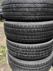 Bridgestone Dueler H/T 684II. Всесезонные, 2011 год, износ: 20%, 4 шт