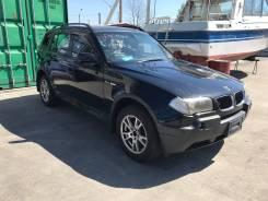 BMW X3. E83, M54B25