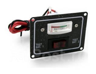 Индикаторы заряда аккумулятора.
