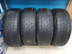 Bridgestone Dueler A/T D697. Грязь AT, 2012 год, 50%, 4 шт