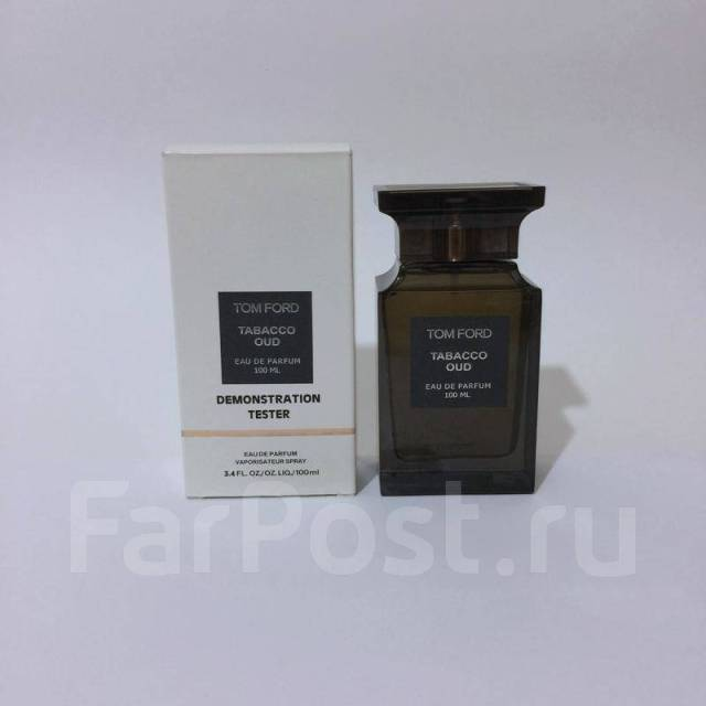 тестер Tom Ford Tobacco Oud Eau De Parfum 100 Ml парфюмерия во