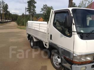 Mitsubishi Canter. 4вд срочно продам грузовик, 2 800куб. см., 1 500кг.