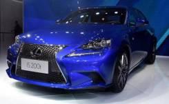 Передний Бампер F-Sport. Lexus Is250 (XE30) 2013-2015.