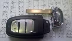Корпус ключа. Audi Q5 Audi A5 Audi RS5