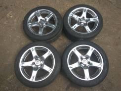 """Комплект колёс хром JZS161 JZS160 235/45R17. 8.0x17"""" 5x114.30 ET50 ЦО 60,0мм."""
