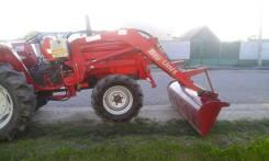 Hinomoto. Мини-трактор 37 л. с., 37 л.с.