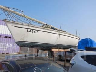 Яхта Laser. 1999 год год