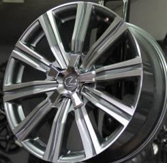 "Lexus. 8.5x21"", 5x150.00, ET54, ЦО 110,1мм. Под заказ"