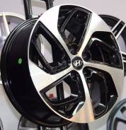 "Hyundai. 7.5x17"", 5x114.30, ET45, ЦО 67,1мм. Под заказ"