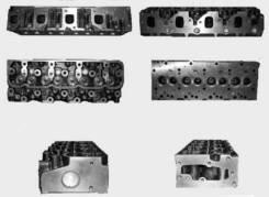 Головка блока цилиндров. Isuzu Bighorn, UBS1VC, UBS1VF, UBS5VC, UBS5VF, UBS6VC, UBS6VF Двигатель 4JG2
