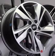 "Hyundai. 7.0x17"", 5x114.30, ET45, ЦО 67,1мм. Под заказ"